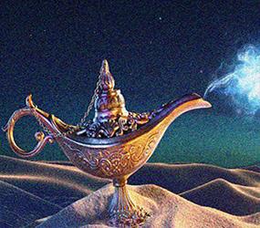 شگفت آفرینی زحل سلطان در شهر علی بابا و چهل دزد بغداد