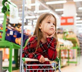چطور میتوانیم فروش یک فروشگاه مواد غذایی را 10% بیشتر کنیم ؟