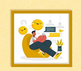 چطور به کمک تبلیغ نویسی،  ارتباط احساسی  با مشتری برقرار کنیم؟